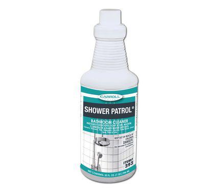 Carroll Company Now Carroll CLEAN SHOWER PATROL Mild Acid RTU - Cheap bathroom cleaner